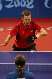 Best Table Tennis Player Denmark National Paralympic Committee