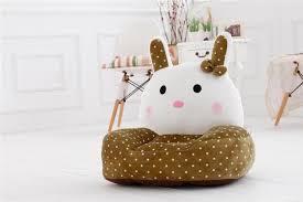 Cartoon Armchair Cosy Baby Seat Armchair Cartoon Rabbit Cute Play Game Seat Chair