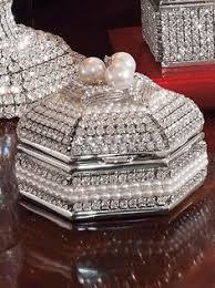 Crystal Keepsake Box Isabella Adams Crystal Keepsake Box Sparkles With Dozens Of Hand