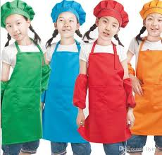 premier brand childrens aprons in 12 colours pr149 chidrens aprons