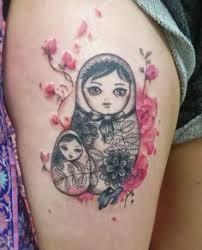 sisters russian doll tattoo google search oma nurkkaus