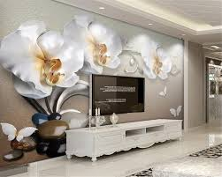 wallpaper 3d for house beibehang custom wallpaper 3d luxury gold jewelry butterfly tv wall