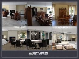 cuisine avant apr鑚 amenagement salon salle a manger 30m2 img 26751 choosewell co