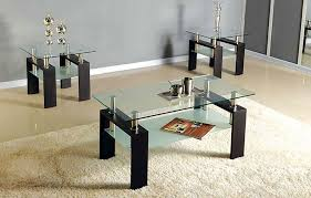 Glass Modern Coffee Table Sets Modern Coffee Table Bm328 Modern Console Tables