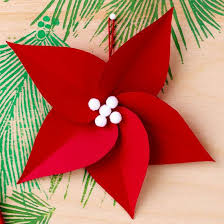 Homemade Christmas Decorations With Paper Best 25 Paper Ornaments Ideas On Pinterest Paper Snowflakes