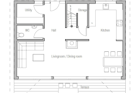 small home floorplans small house plan ch187 images floor plans small home tiny