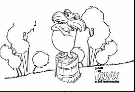 lorax coloring page lorax cute coloring page teaching classroom