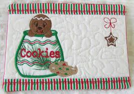 Gingerbread Rugs Ginger Mug Rugs Oma U0027s Place