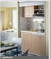cuisine compacte pour studio maison des près cuisine