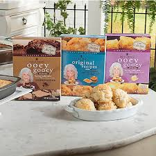 paula deen ooey gooey butter u0026 chocolate cake mix sets w biscuit mix