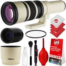 oshiro 500mm 1000mm telephoto lens for nikon d7200 d7100 d5500