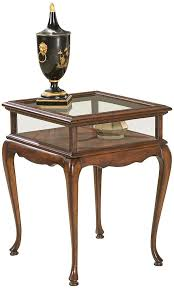 Glass Top Side Table Total Fab Glass Top Display Case Coffee Tables