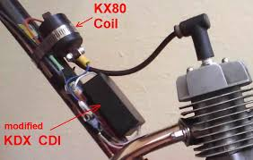 jaguar cdi ignition for the chinese 48cc ht engine
