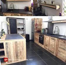 am agement tiroirs cuisine 30 meubles à faire avec des palettes laundry pallet furniture