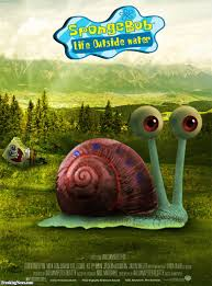 gary the snail with sponge bob pictures freaking news