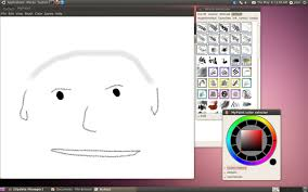 paint software 8 great paint programs for linux the basics photos reviews
