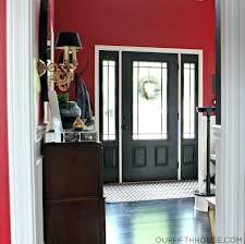 front door red paint color best uk best color paint front door red
