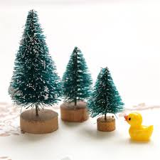 cheap christmas trees miniature christmas trees for crafts find craft ideas