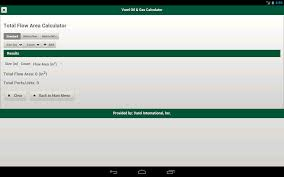 Area Calculater by Varel Oil U0026 Gas Calculator Android Apps On Google Play