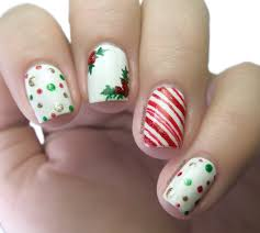 15 wonderful christmas nail designs you have to see