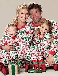 cheap matching family pajamas photozzle with regard to