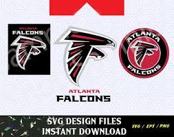 atlanta falcons logo svg vinyl cutting decal for mugs t