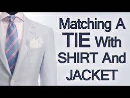 What Color Tie With Light Blue Shirt 5 Tips Matching Ties Shirts U0026 Jackets Rules On Matching Clothing