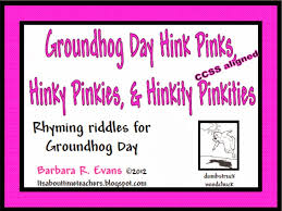 it s about time teachers s day hink pink freebie