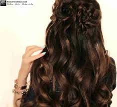 prom hairstyles with braids half up half down hairstyle ideas