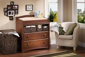 Wood Changing Table Changing Table Dresser Multifunctional The Kienandsweet Furnitures
