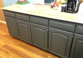 kitchen beautiful painting oak kitchen cabinets before and after