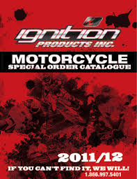 motorcycle catalogue part 1 by ignition products inc issuu