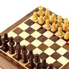 Chess Sets Amazon Com Travel Games Chess Sets And Board Wooden Toys And