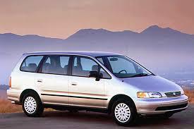 1995 honda odyssey reviews 1995 98 honda odyssey consumer guide auto