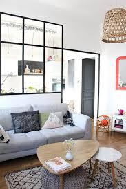 fenetre separation cuisine la verrière intérieure jolies photos et tutos pour réaliser la