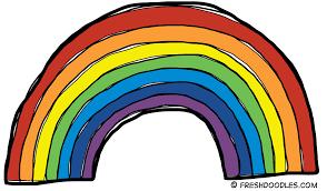 rainbow clipart for kids free images u2013 gclipart com
