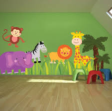Wall Nursery Decals Nursery Zoo Wall Decal Animal Wall Decal Murals Primedecals