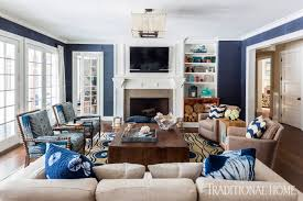Kari Costas Great Color In A Hamptons Home Traditional Home
