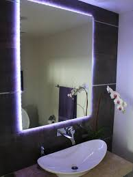 stunning led tiles lighting for your bathroom hum ideas