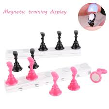 chess styles nail magnetic trianing display beginner gel nail polish