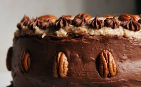 german chocolate cake vegan one green planet