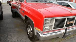 Classic Chevy Gmc Trucks - 86 gmc sierra classic 3500 dually pick up youtube