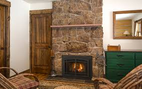 Glass Fireplace Door by Chimney Doors U0026 Ponderosa Forge Fireplace Doors Installed Into An