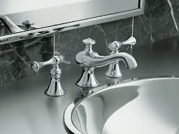 revival widespread commercial bathroom sink faucet with