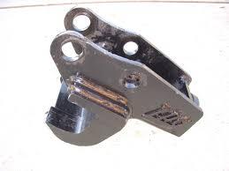 tag brand mini excavator conversion mount skid steer attachment