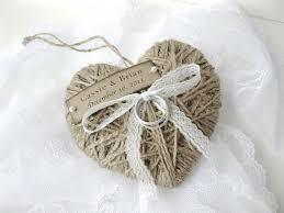 wedding ring pillow holder reuse as ornament