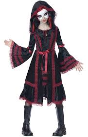 Halloween Costumes Tweens Gothic Doll Girls Halloween Costume Teen Broken Doll Costume