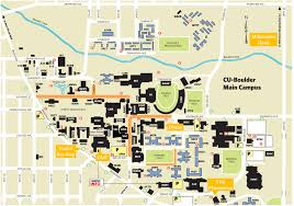 Colorado College Campus Map by Information For Attendees Aps Cuwip At Cu Boulder