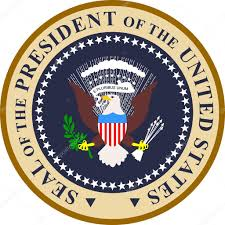 presidents of the united states seal of the president of the united states of america u2014 stock
