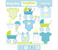 mustache baby shower clipart 19